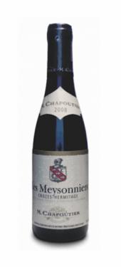 Crozes-Hermitage Les Meysonniers 2015  - meia  gfa.