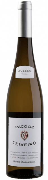 Paço de Teixeiró Avesso 2016