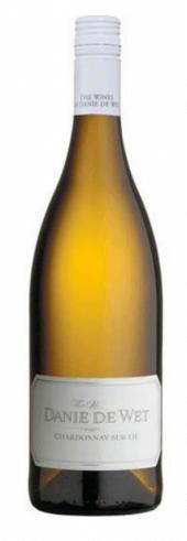 Danie de Wet Chardonnay Sur Lie 2017