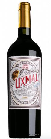 Uxmal Syrah Malbec 2017