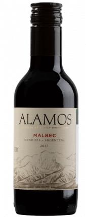 Alamos Malbec 2017  - 187 ml