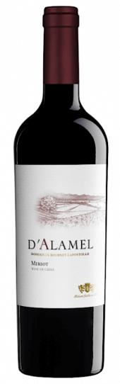 D'Alamel Merlot 2015
