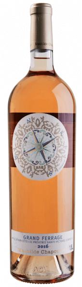 Côtes de Provence AOC Grand Ferrage rosé 2016  - Magnum