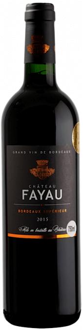 Château Fayau 2015