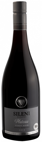 Sileni Estate Selection The Plateau Pinot Noir 2016