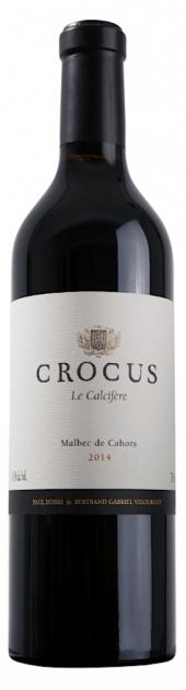Cahors AOC Crocus La Calcifere 2014