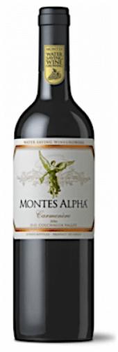 Montes Alpha Carménère 2016
