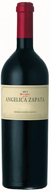 Angelica Zapata Malbec 2014