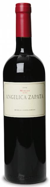 Angelica Zapata Merlot 2014