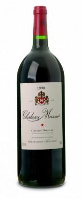 Château Musar rouge 2010  - Magnum