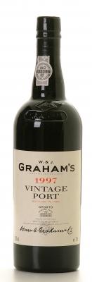 Graham's Vintage Port 1997