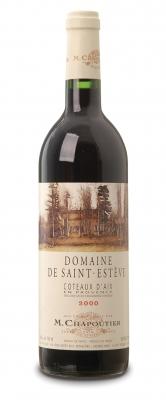 Domaine St. Estève Côteaux d'Aix Provence 2000