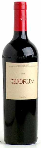 Quorum Barbera d'Asti 99
