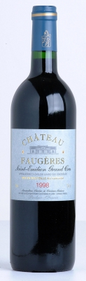 Château Cap de Faugères 2001