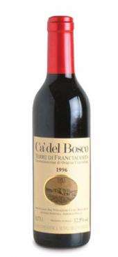 Cà del Bosco Rosso 2001  - meia gfa.
