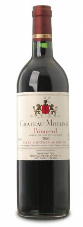 Château Moulinet 2000