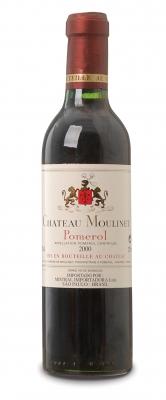 Château Moulinet 2000  - meia gfa.