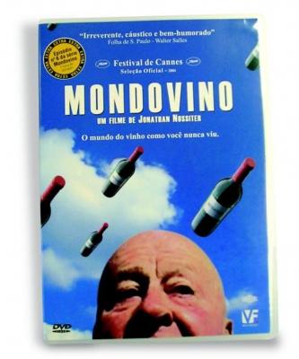 DVD Mondovino
